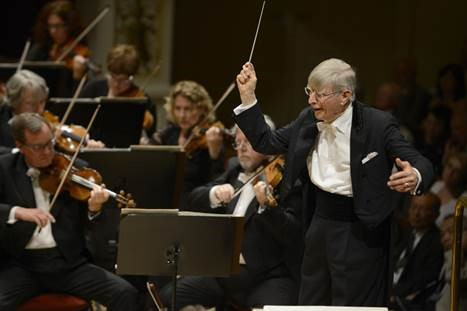 Going Slow to Go Fast – Lessons from Herbert Blomstedt