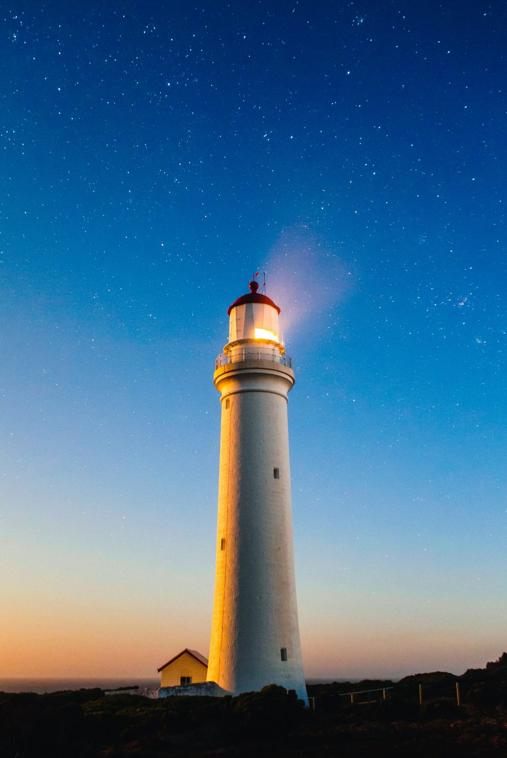 Be the Lighthouse