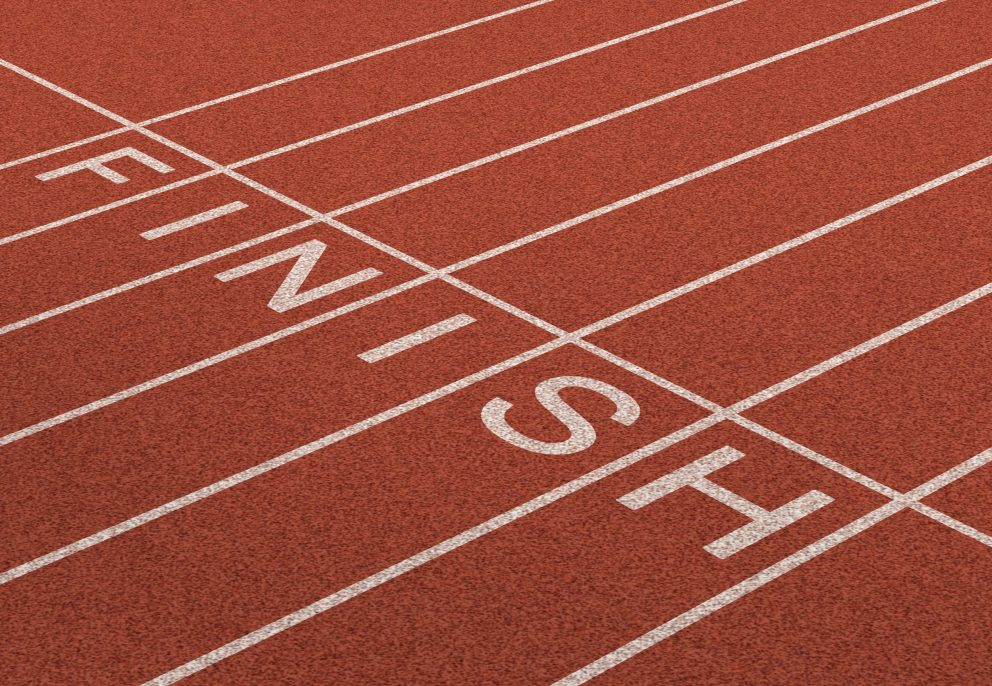 Where is your true finish line?