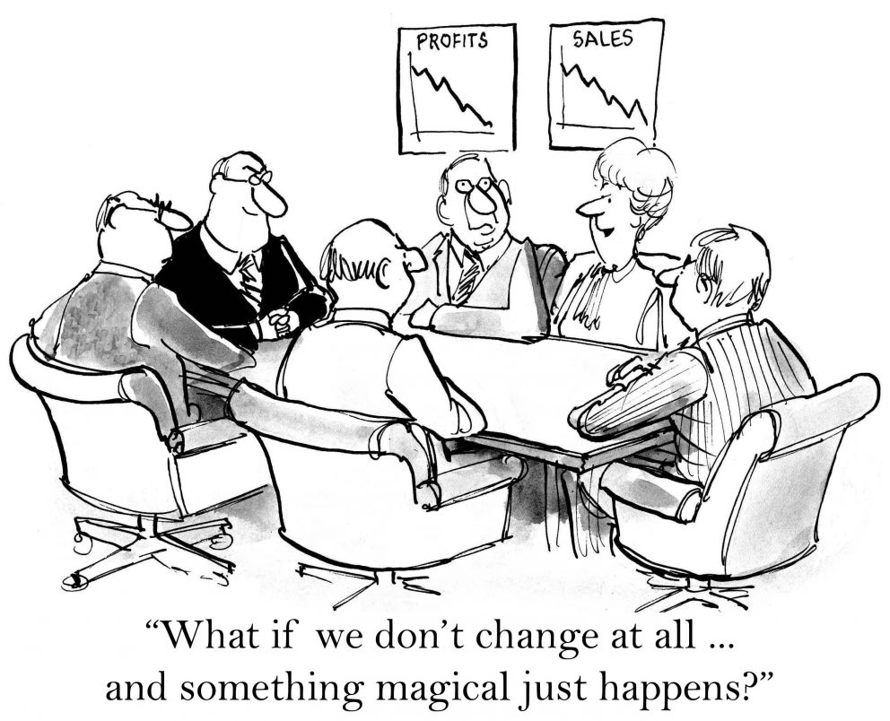 Six signs of executive team resistance