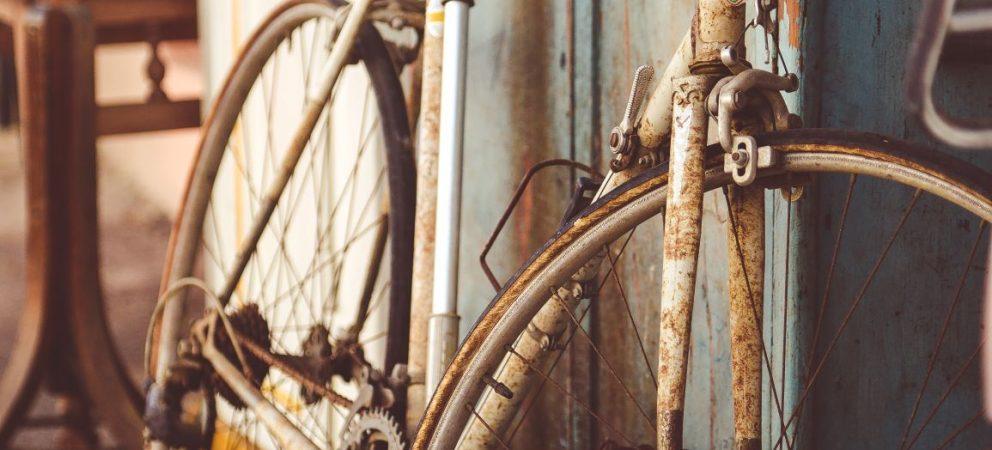 The Preacher's Bike